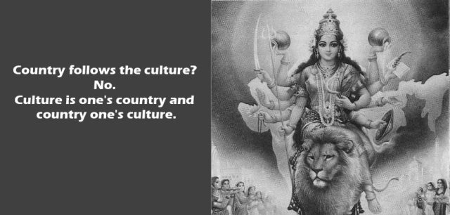 Culture and Country