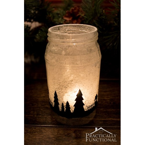 Medium Crop Of Mason Jar Silhouette