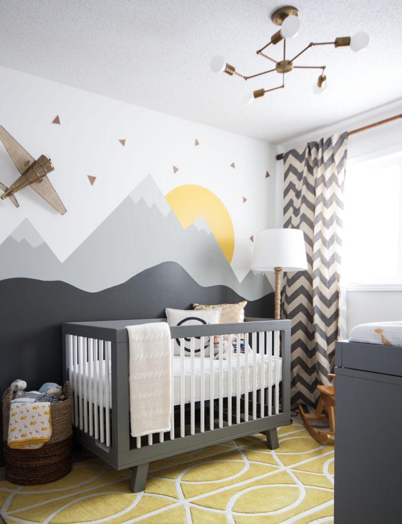 Enamour Will Move Inspired Nursery Gender Neutral Nursery Ideas Gender Neutral Nursery Decor Gender Neutral Nursery Wall Art baby Gender Neutral Nursery