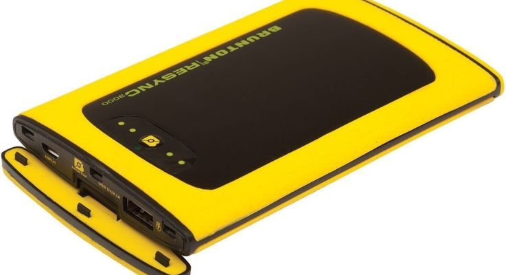 Brunton Resync 3000 Mobile Charger