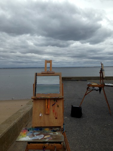 easels in provincetown