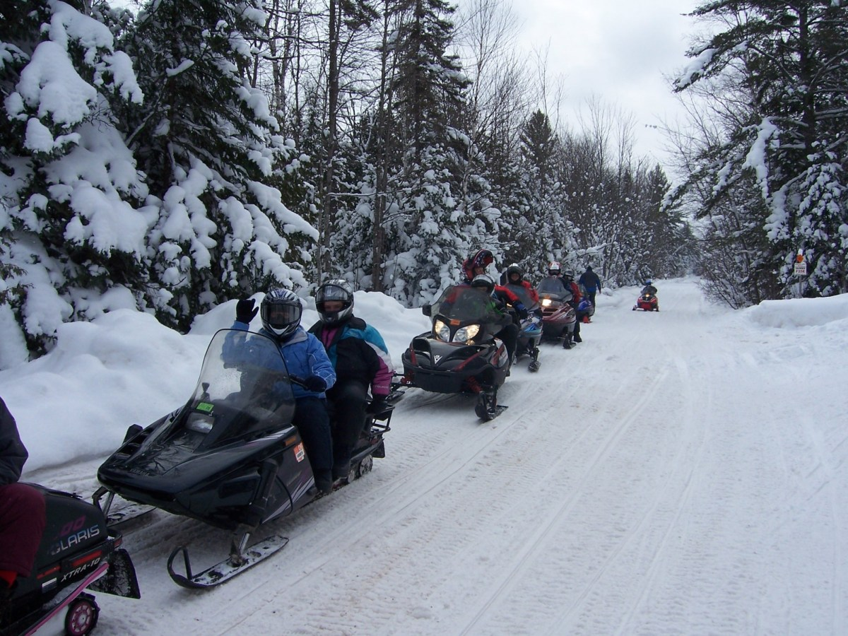Head to Little Lake for March Club Trip
