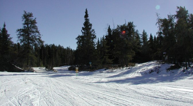 When do the snowmobile trails open in Kenosha County, Wisconsin
