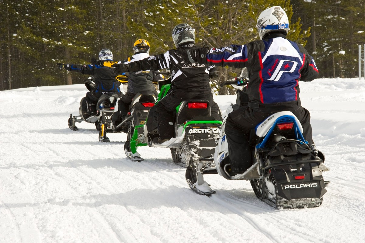 Snowmobile Safety Course Planned for December 5-6
