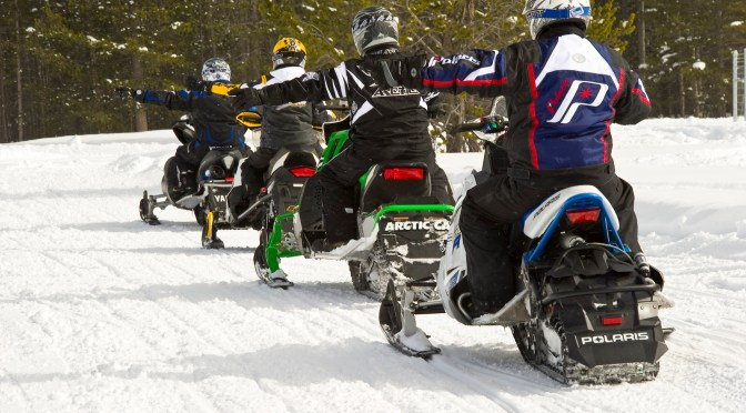Snowmobile safety courtesyInternational Snowmobile Manufacturers Association (ISMA)