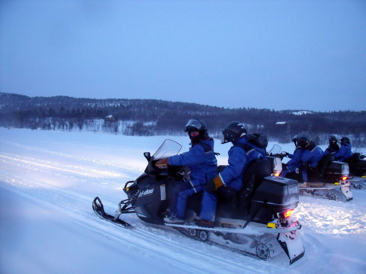 Non-Residents: Where to Buy a Wisconsin Snowmobiling Trail Pass