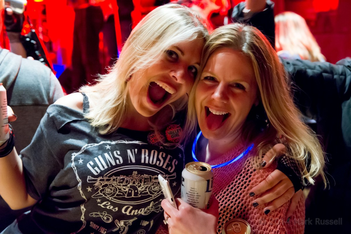 Totally '80s Party and Fundraiser a Huge Success