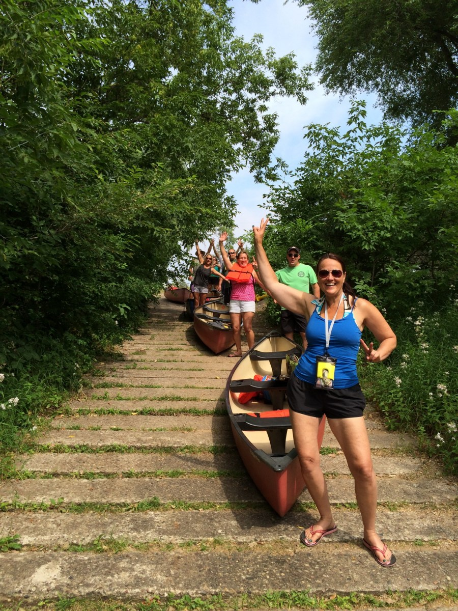 Prairie Riders Return to the Bluff for 2015 Camping Trip
