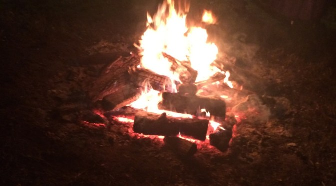 Spooktacular Fun at Bonfire and Hayride