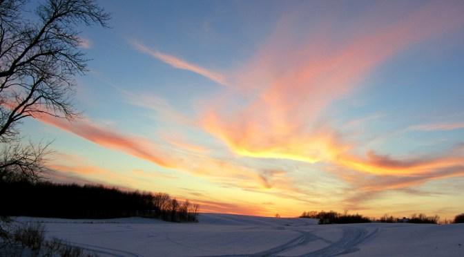 Michigan snowmobiling copyright Rachel Kramer Flickr