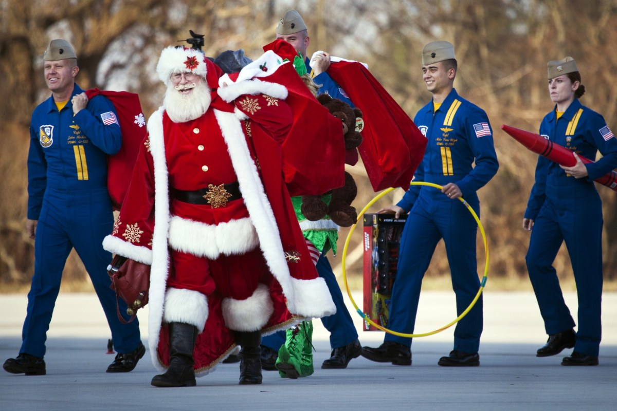 Donate a Gift for Toys for Tots Drive at November Meeting