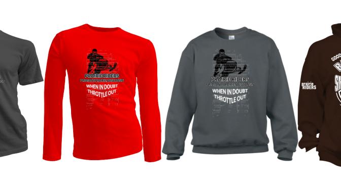 2015 Prairie Riders Club Shirts order