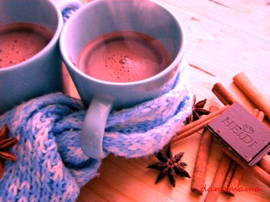 cacao calda facuta in casa