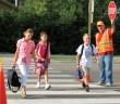 μαθητές με ασφάλεια στο σχολείο