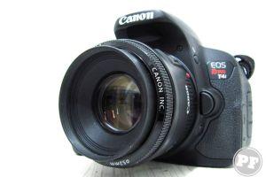 Foto: Canon Rebel T4i