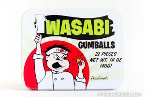 Chiclete de Wasabi