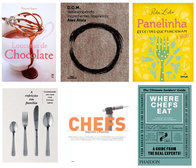 Guia FdA 2013: Livros - Variedades 1