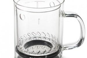 Minibru Coffee: Caneca Cafeteira