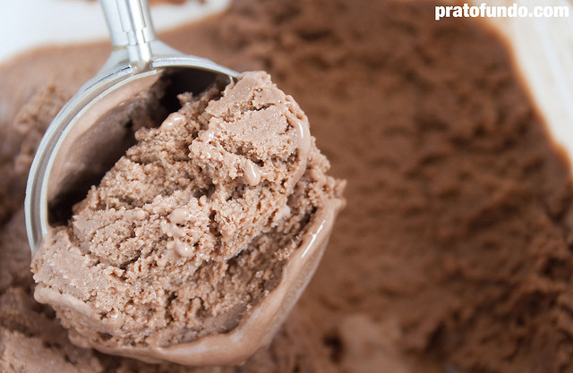 O Melhor Sorvete de Chocolate