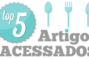 Top 5: Mais Acessados