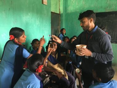 Learning science through self made scientific toys by Prayas team - Nashik