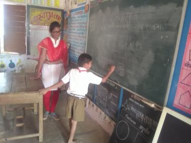 Computer literacy session - Pune region
