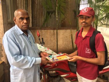 Received donations from various societies across Pune in Ganesh Festival