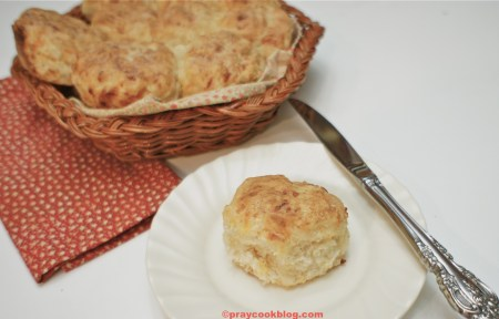 Catherine's Chipotle Cheddar Biscuits