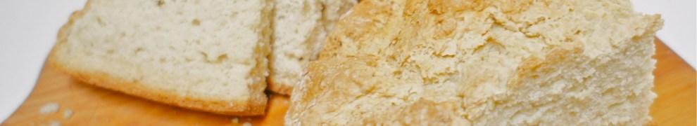 Irish Soda Bread slices