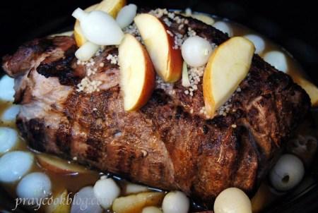 pork crock pot