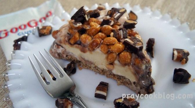 Goo Goo Ice Cream Pie