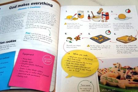 bake thru bible pages