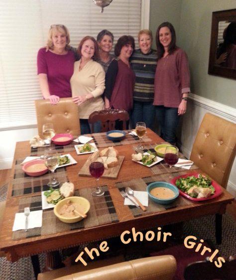 The Choir Girls