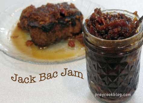 Steak with Jack Bac Jam