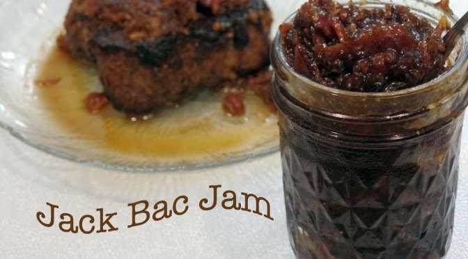 Jack Bac Jam with steak