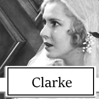 Mae Clarke - The Certain Doom Starlet