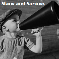 Pre-Code Slang and Sayings
