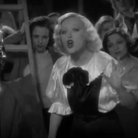 Going Hollywood (1933) Review, with Marion Davies and Bing Crosby