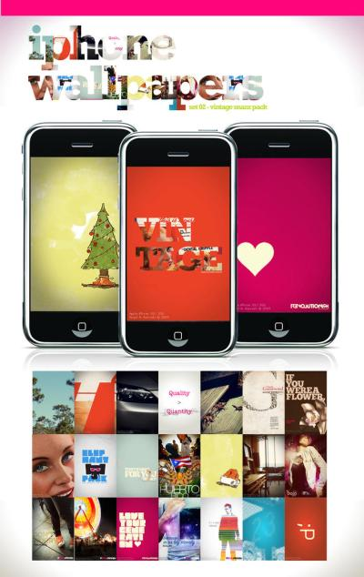 iPhone Wallpaper - Set 2 by angelaacevedo on DeviantArt