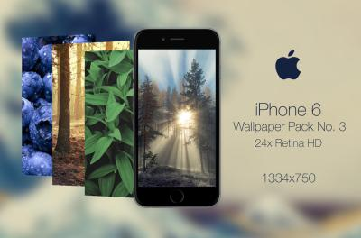Retina HD Wallpaper Pack No. 3 - iPhone 6 / 6S by pddeluxe on DeviantArt