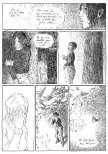 She Stands Twelve Feet Above The Flood - page 3
