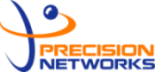 Precision Networks Logo