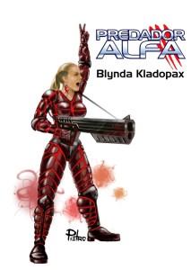 Predador Alfa - Blynda Kladopax