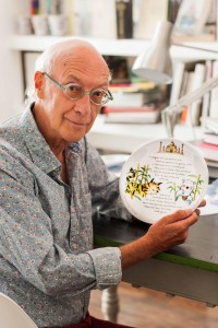 STORY ON A PLATE: ROGER MCGOUGH CBE PENS TEATIME TALES TO ENCOUR