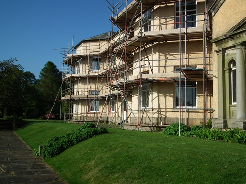 Larthington Hall Refurbishment