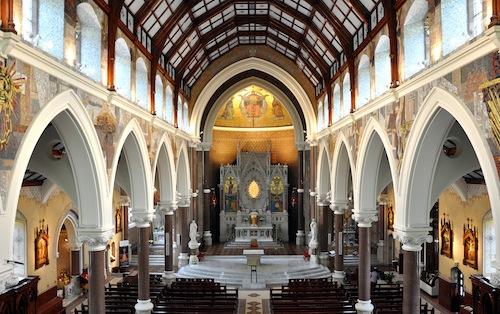Hope and Glory: Restoring Clonard Church