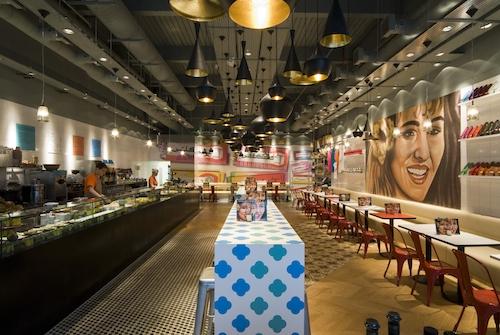 Comptoir lebanais expands premier construction news - Comptoir restaurant london ...