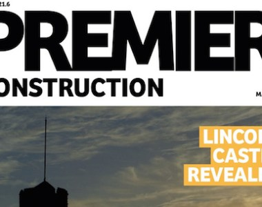 This month in Premier Construction Issue 21-6