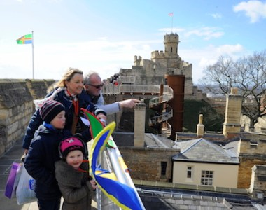 Lincoln Castle: Bringing history to life