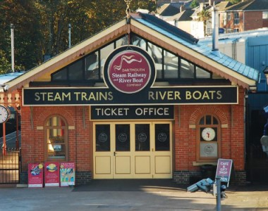 A revamp for Dartmouth Steam Railway